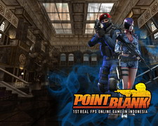 Game PointBlank Online